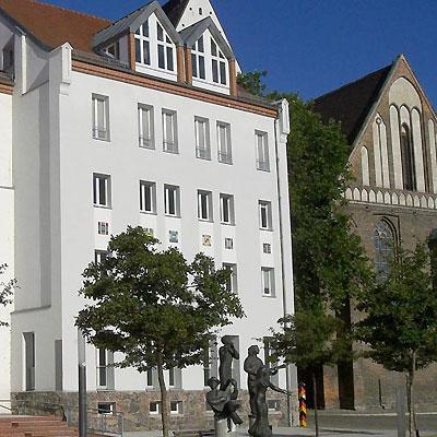 Musikschule Ansicht Oderseite