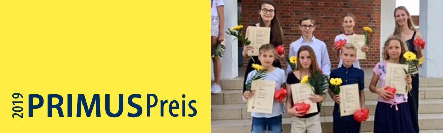 Primus-Preisträger 2019