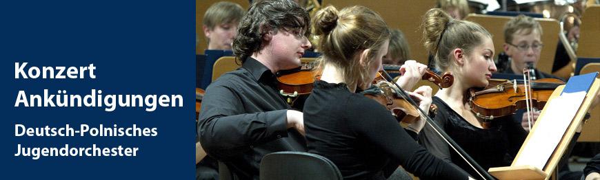 Deutsch-Polnisches Jugendorchester