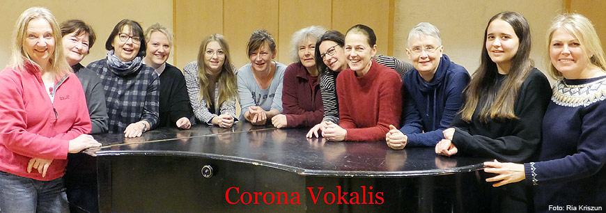 Frauenchor Corona vokalis