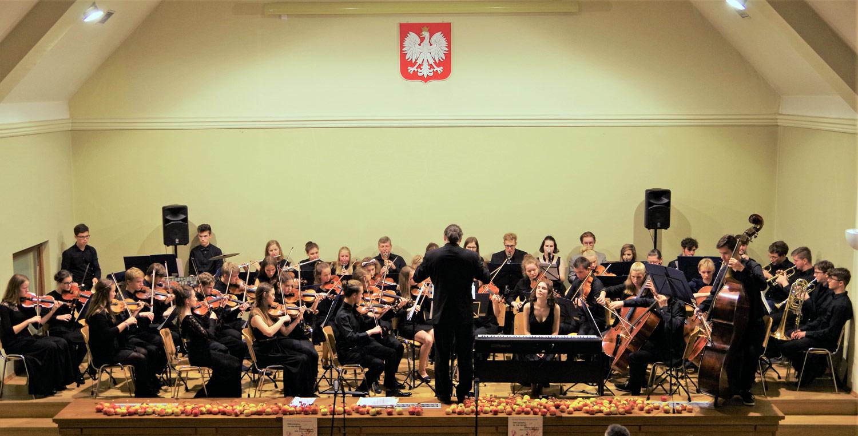Deutsch Polnisches Jugendorchester in Zielona-Gora