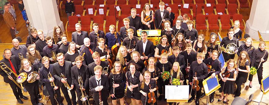 Deutsch Polnischen Jugendorchester