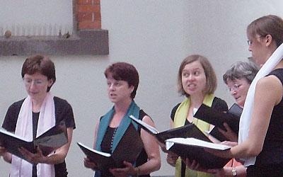 Gesang Unterricht